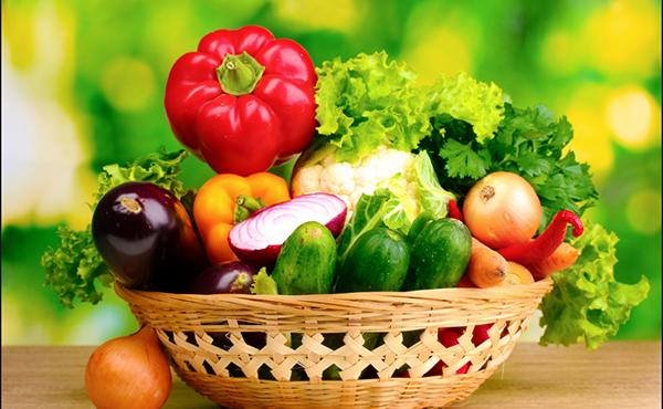 Rau quả là thực phẩm chữa bệnh rất tốt
