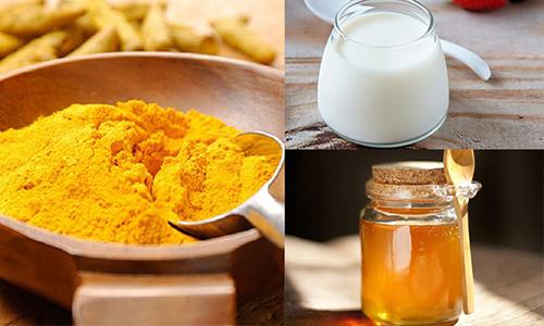 Sữa nghệ là một thức uống bổ dưỡng và tốt cho người bệnh đau bao tử.
