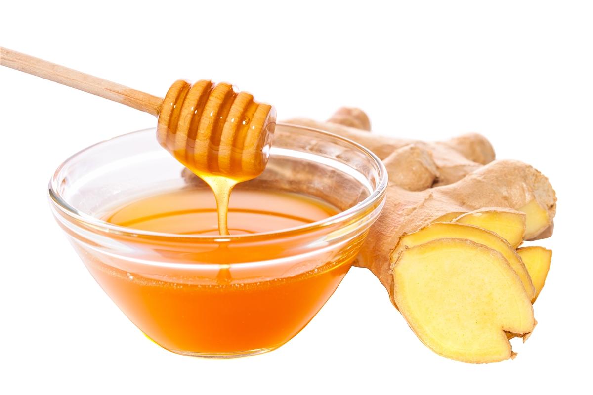 Bột nghệ kết hợp với mật ong là một bài thuốc chữa dạ dày đơn giản