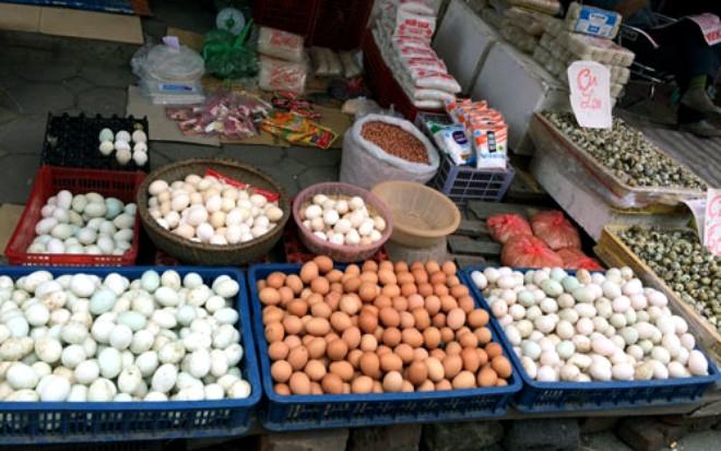 Bổ sung các loại thực phẩm giàu chất sắt như lòng đỏ trứng gà, vịt, tim cật heo, cá, mực, tôm