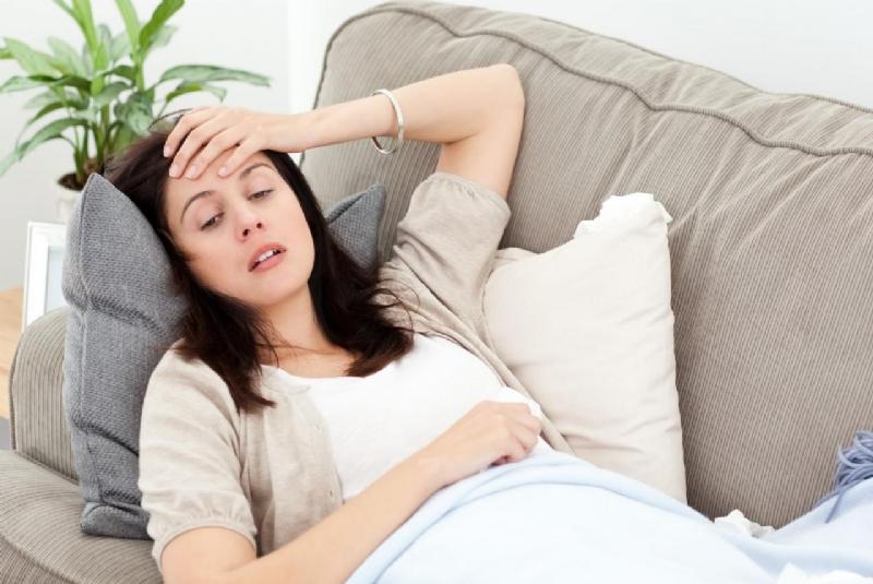 Ung thư đại tràng khiến cơ thể mệt mỏi suy nhược
