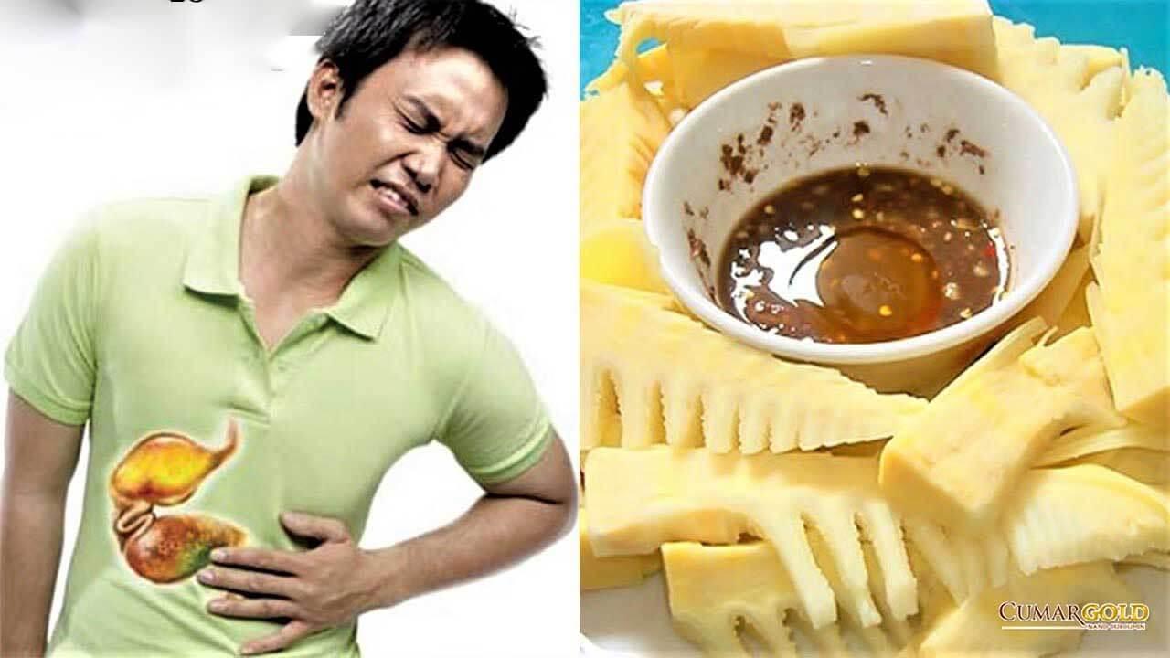 Tại sao ăn măng đau dạ dày