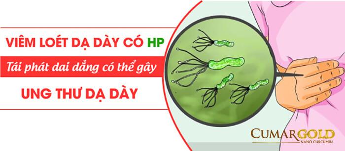Ai bị nhiễm vi khuẩn HP cũng bị ung thư có đúng không?