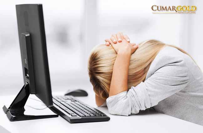 Áp lực trong công việc gây ra viêm hang vị dạ dày