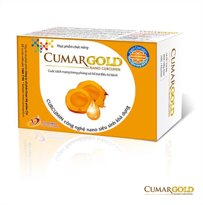 Cumargold sản phẩm được bộ y tế cấp phép