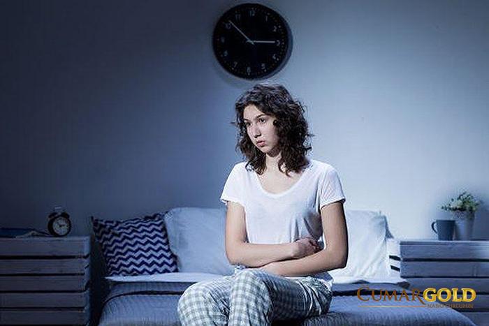 Đau dạ dày vào ban đêm khiến bạn không ngủ được