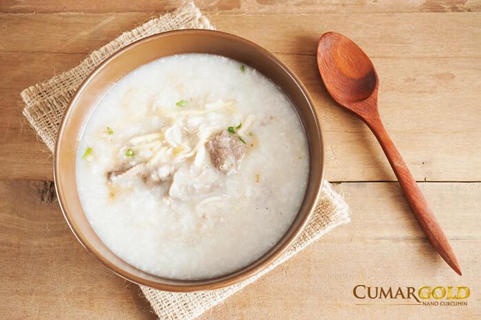 Người bị viêm hang vị nên ăn đồ ăn mềm, đồ được thái nhỏ, nấu kỹ, đồ dạng lỏng như cháo súp