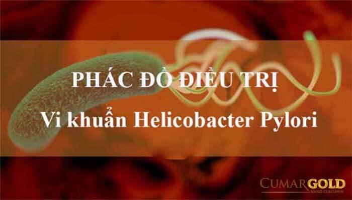 Phác đồ điều trị khuẩn HP