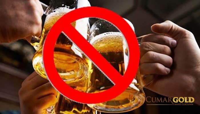 Rượu bia là một trong những yếu tố dễ gây bệnh