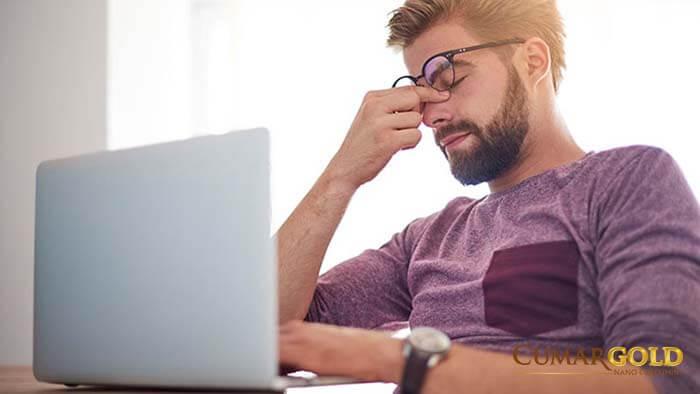 Stress là một trong những nguyên nhân gây nên tình trạng đau hạng vị
