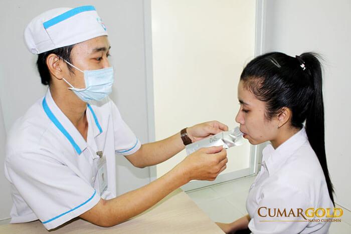 Test hơi thở biết nhiễm vi khuẩn hp