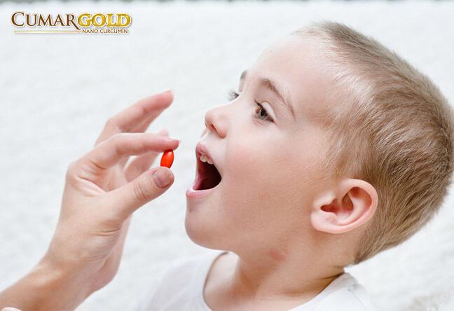 Thuốc Tây y điều trị đau dạ dày ở trẻ em