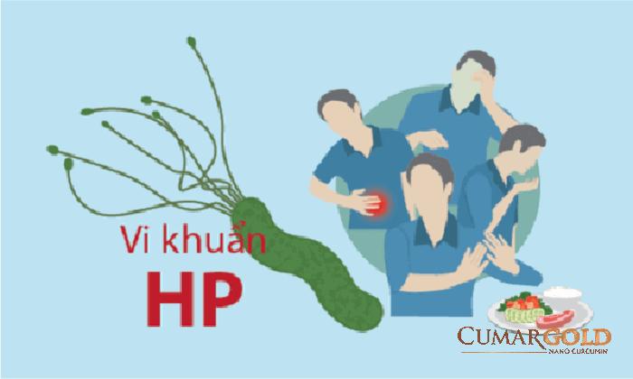 người Việt Nam nhiễm vi khuẩn HP