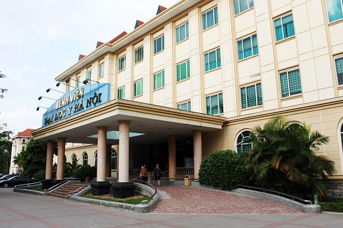 Bệnh viện Đại học y