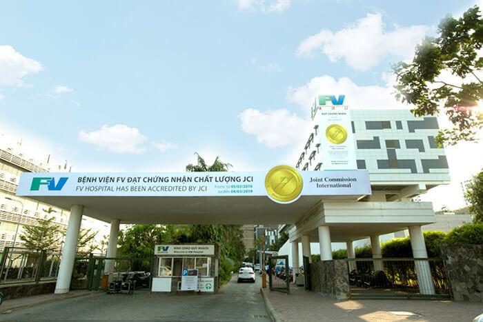 Bệnh viện FV Sài Gòn