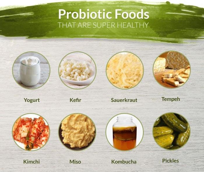 Sữa chua chứa nhiều axit lactic tác động tích cực đến công việc điều trị dạ dày