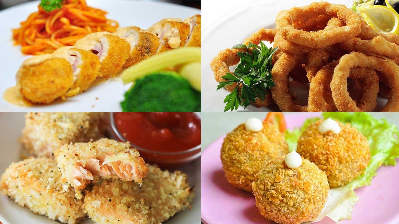 Ngoài việc không nên ăn cay thì người đau dạ dày không nên ăn các món chiên