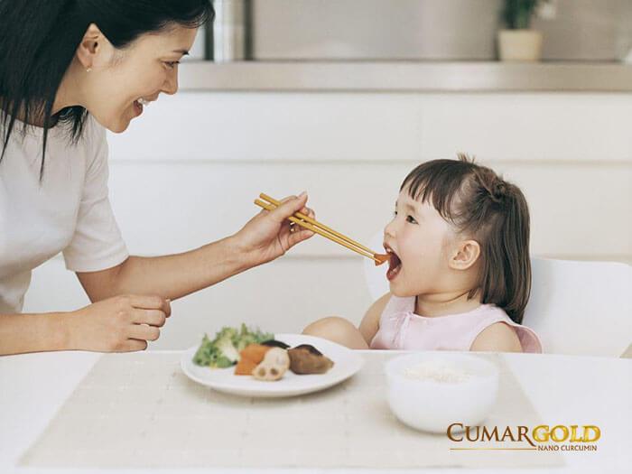 Cách phòng tránh trẻ bị đau dạ dày