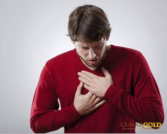 Tại sao đau dạ dày khó thở