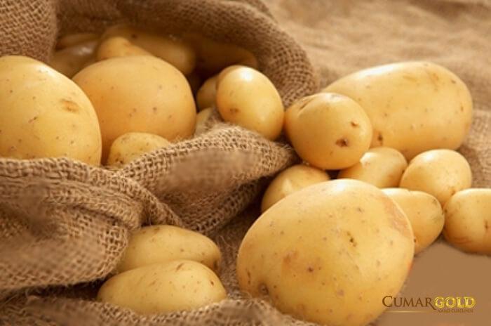 Khi cơn đau dạ dày kèm theo sốt xuất hiện, người bệnh chỉ cần sử dụng khoai tây