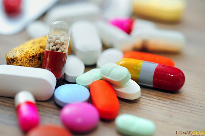Viêm hang vị do dùng nhiều thuốc kháng sinh