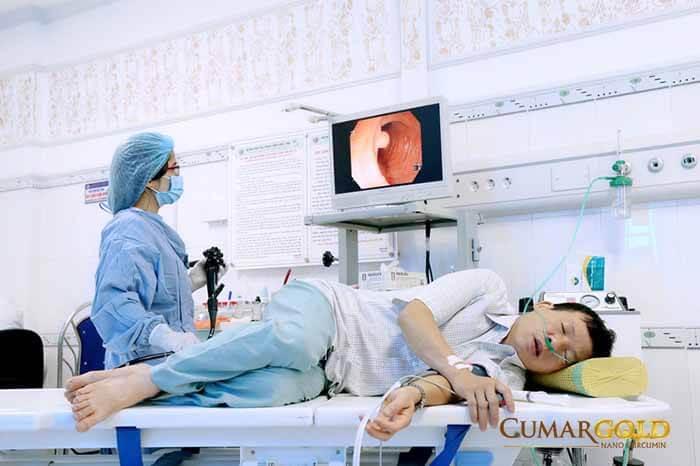 Nội soi gây mê không gây đau và rất dễ thực hiện