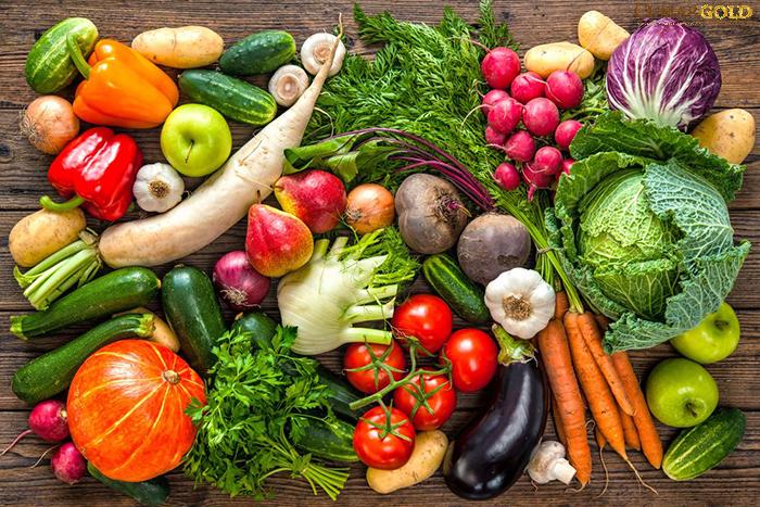 Nên ăn những loại thực phẩm tốt cho cơ thể