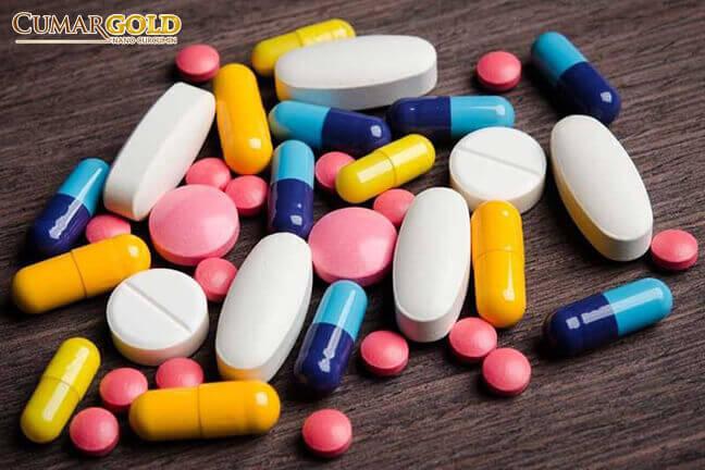 Thuốc Tây giảm đauu co thắt dạ dày