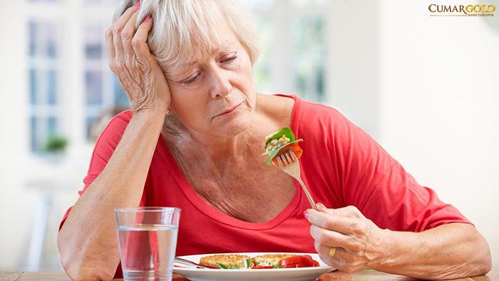 Chán ăn là một triệu chứng của viêm hang vị