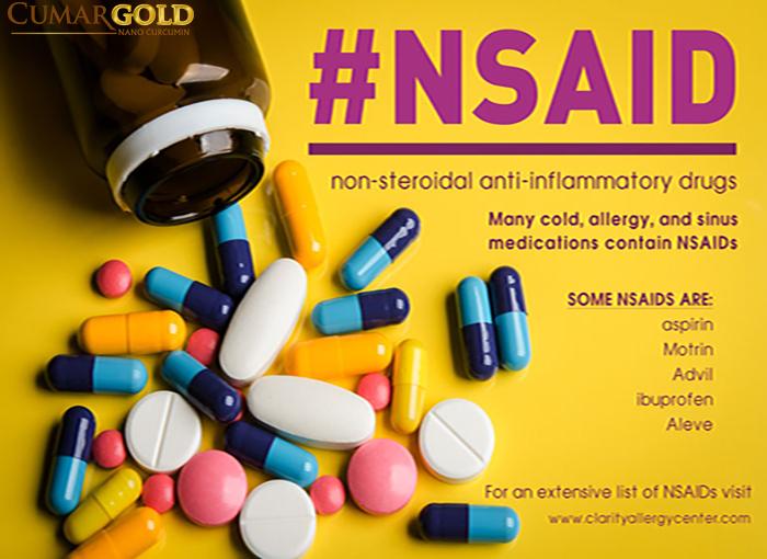 Hạn chế sử dụng thuốc giảm đau chống viêm non Steroid