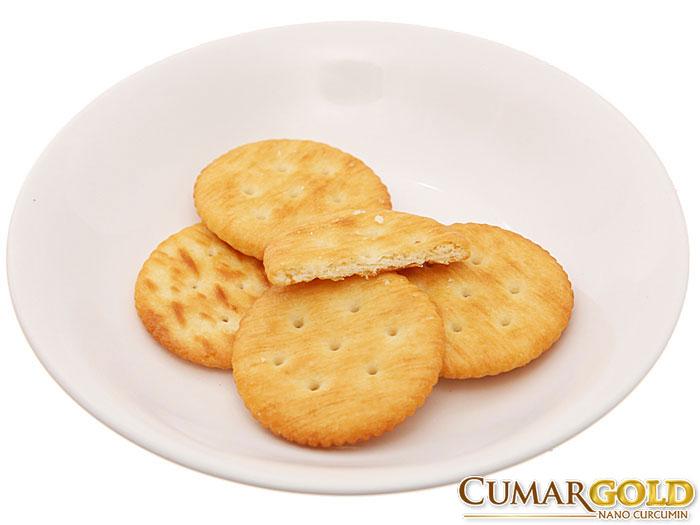 Bánh quy giúp hút dịch acid cho dạ dày