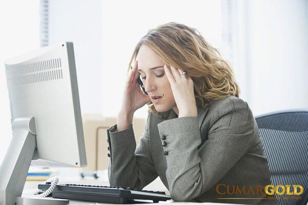 Tránh để tình trạng căng thẳng, stress xảy ra thường xuyên