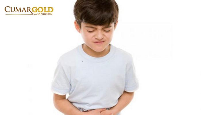 Viêm dạ dày tá tràng ở trẻ em