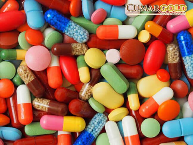 Điều trị đau dạ dày kèm tiêu chảy bằng thuốc Tây