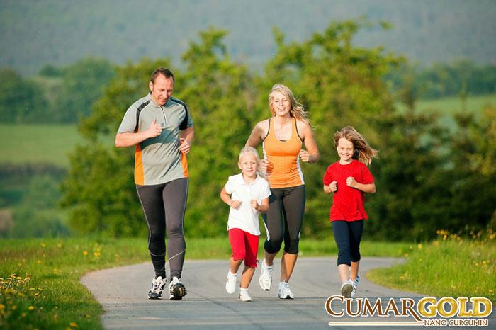 Duy trì thói quen tập thể dục đều đặn