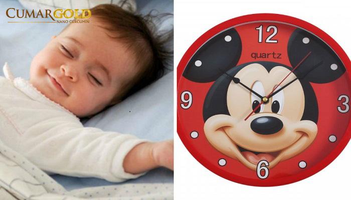 Đảm bảo giấc ngủ cho bé