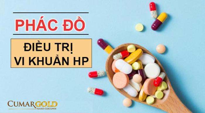 Phác đồ điều trị HP