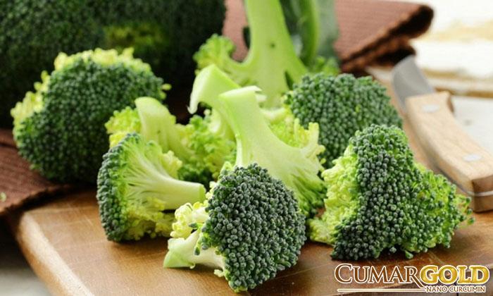 Súp lơ xanh là thực phẩm chứa nhiều chất xơ
