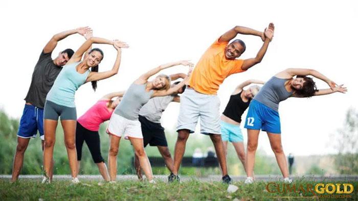 Tập thể dục đều đặn giúp giảm các triệu chứng bệnh