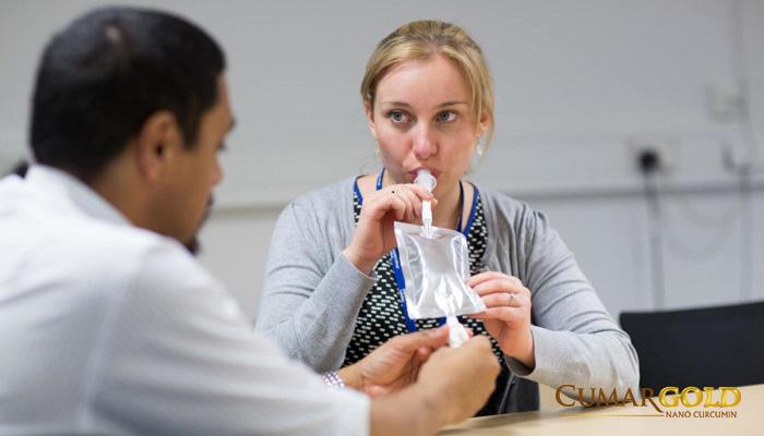 Test hơi thở để xác định viêm hang vị dạ dày Hp