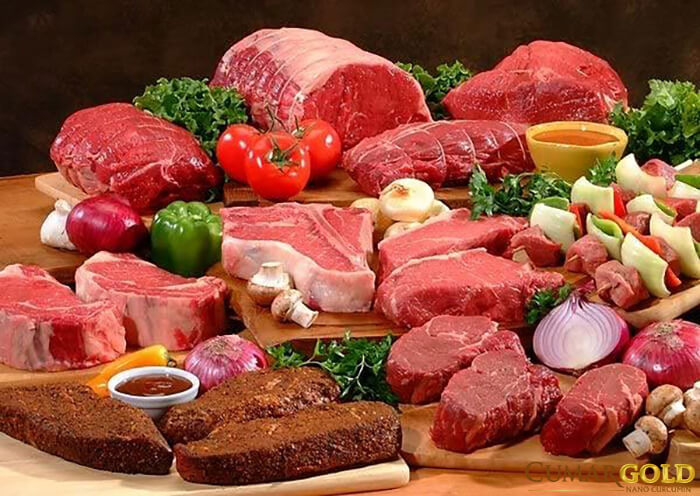 Thịt nạc có khả năng thúc đẩy chữa lành vết thương, chữa lành các vết loét hang vị dạ dày