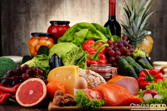Có chế độ ăn uống và sinh hoạt khoa học