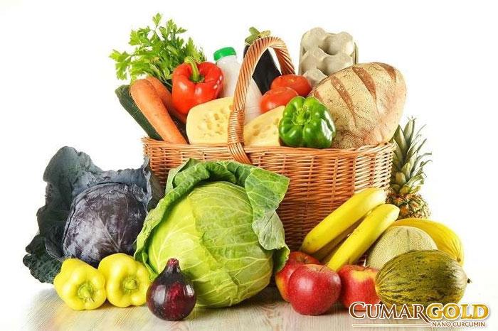 Thực phẩm nên và không nên ăn dành cho người bị xiêm xung huyết hang môn vị
