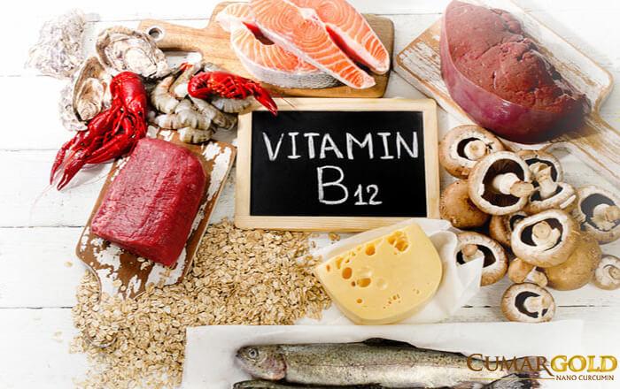 Vitamin B12 đóng vai trò rất quan trọng trong hệ tiêu hóa