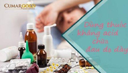Thuốc điều trị viêm dạ dày tá tràng – Tác dụng & cách dùng
