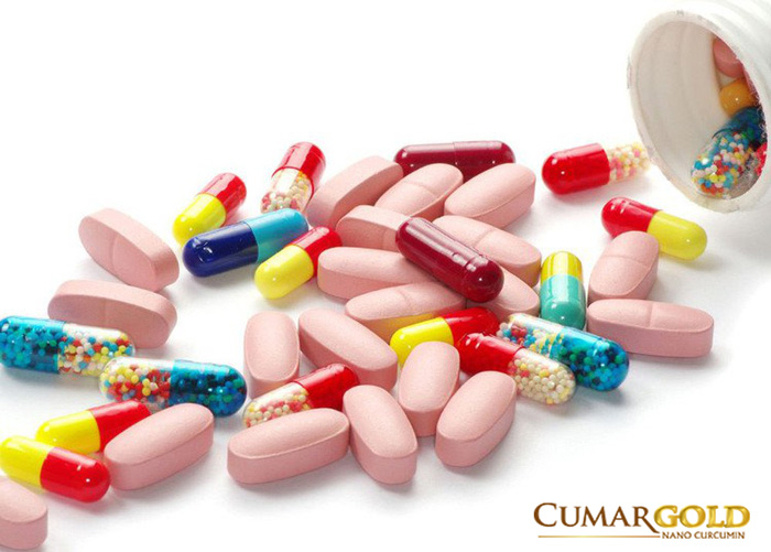 Thuốc tây y điều trị viêm loét dạ dày tá tràng
