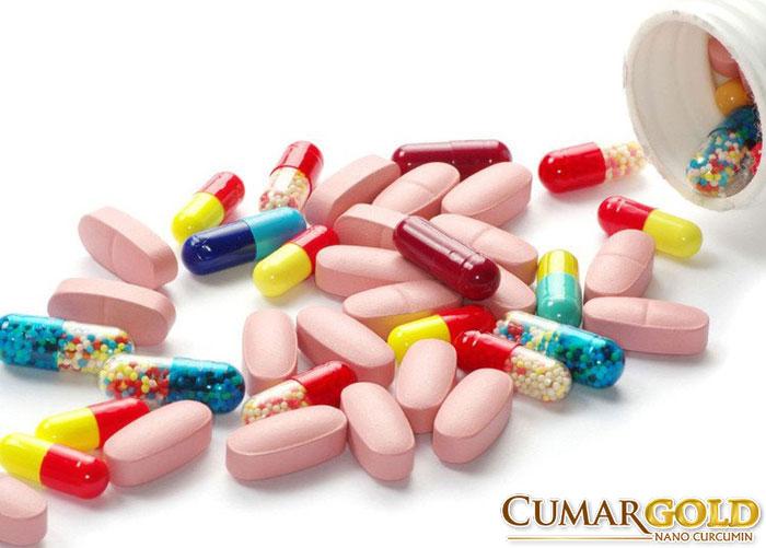 Sử dụng thuốc Tây Y để chữa bệnh