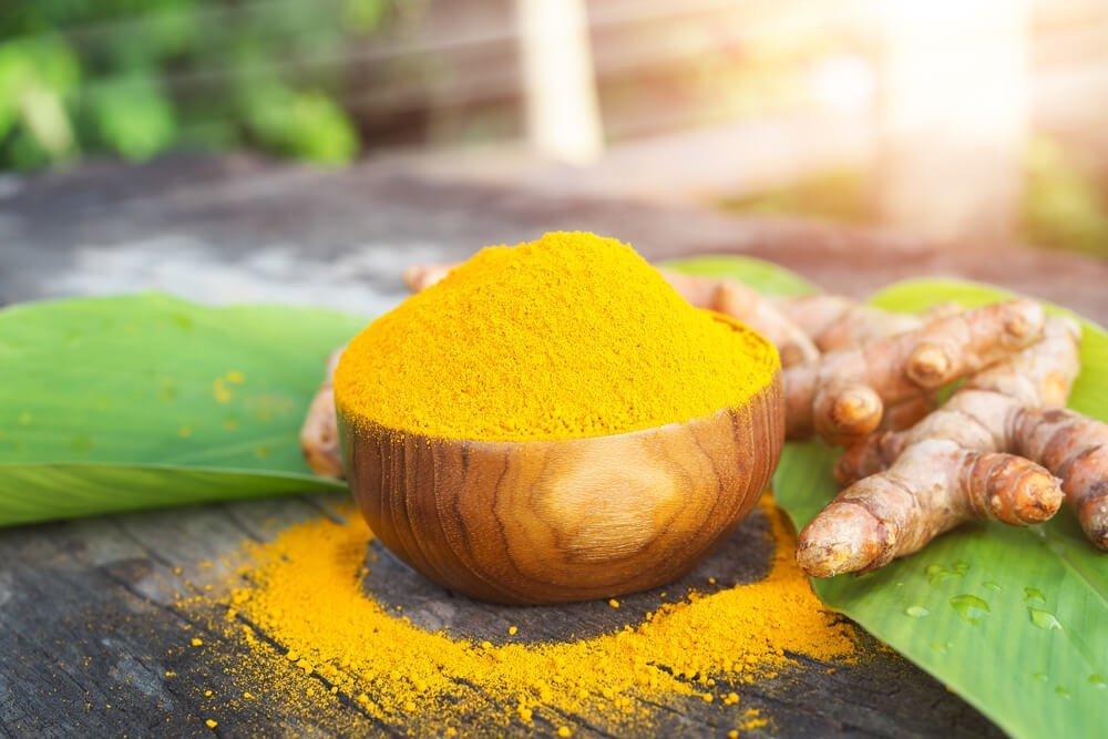 Tinh bột nghệ vàng là một phương pháp chữa trị hiệu quả nhất