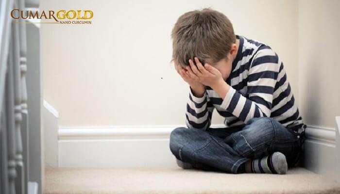 Trẻ bị căng thẳng
