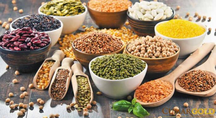 Các loại ngũ cốc rất tốt cho người bệnh viêm loét dạ dày